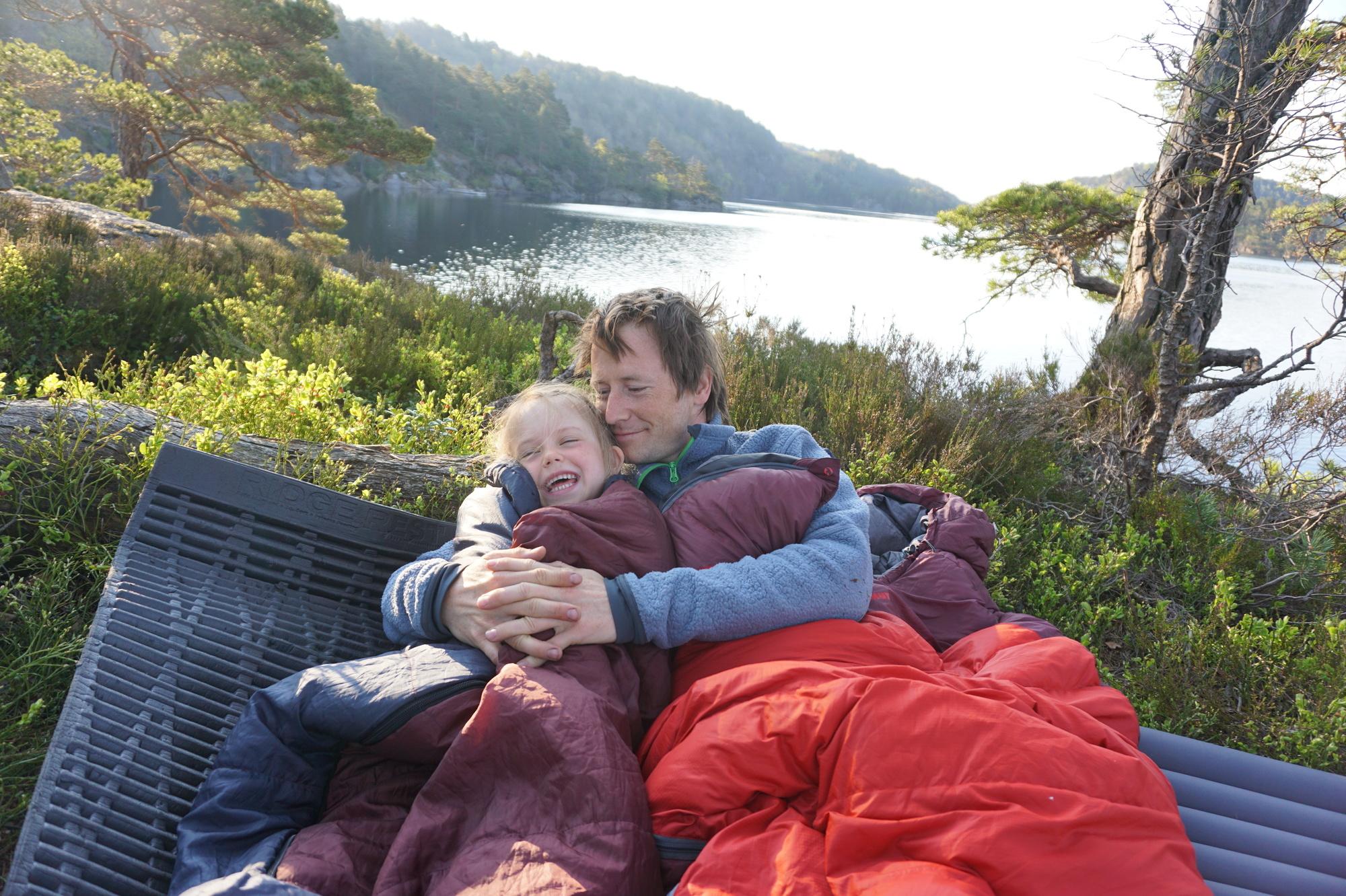 Slik blir sommerens telttur med barna en suksess ...